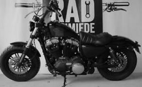 Harley-Davidson XL 1200 X ABS Forty Eight Top Zustand wenig KM